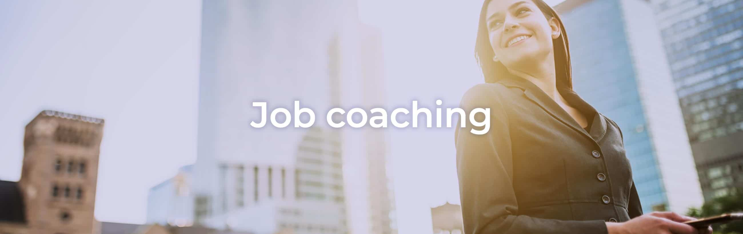 Job coaching - Blueberry Hill