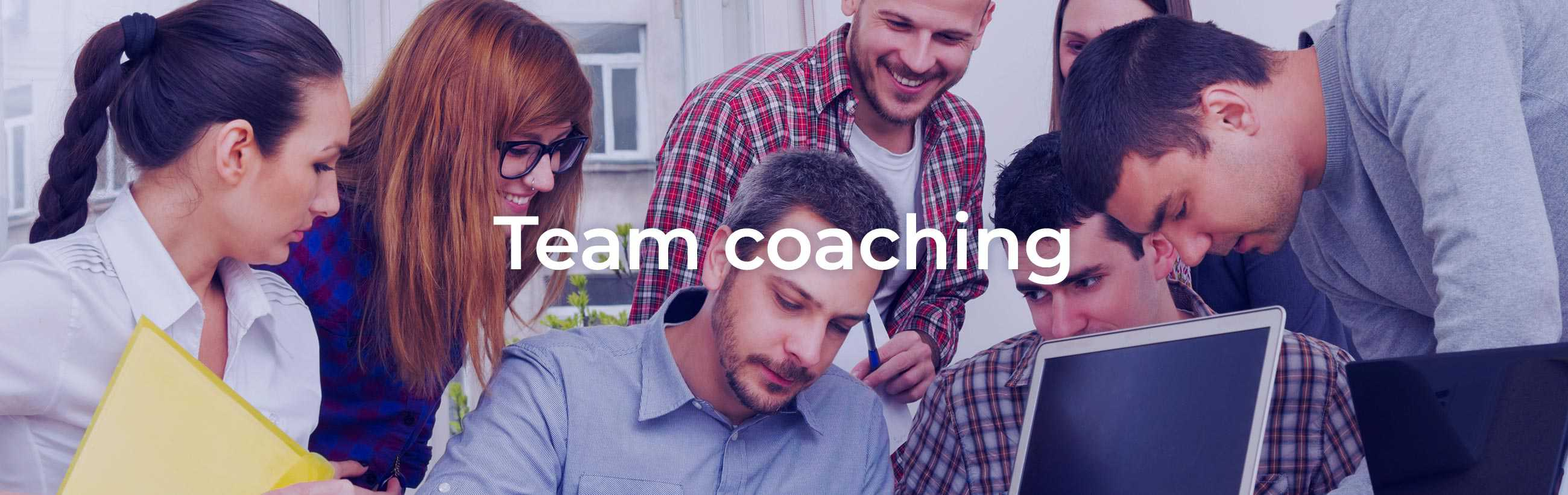 Team coaching - Blueberry Hill