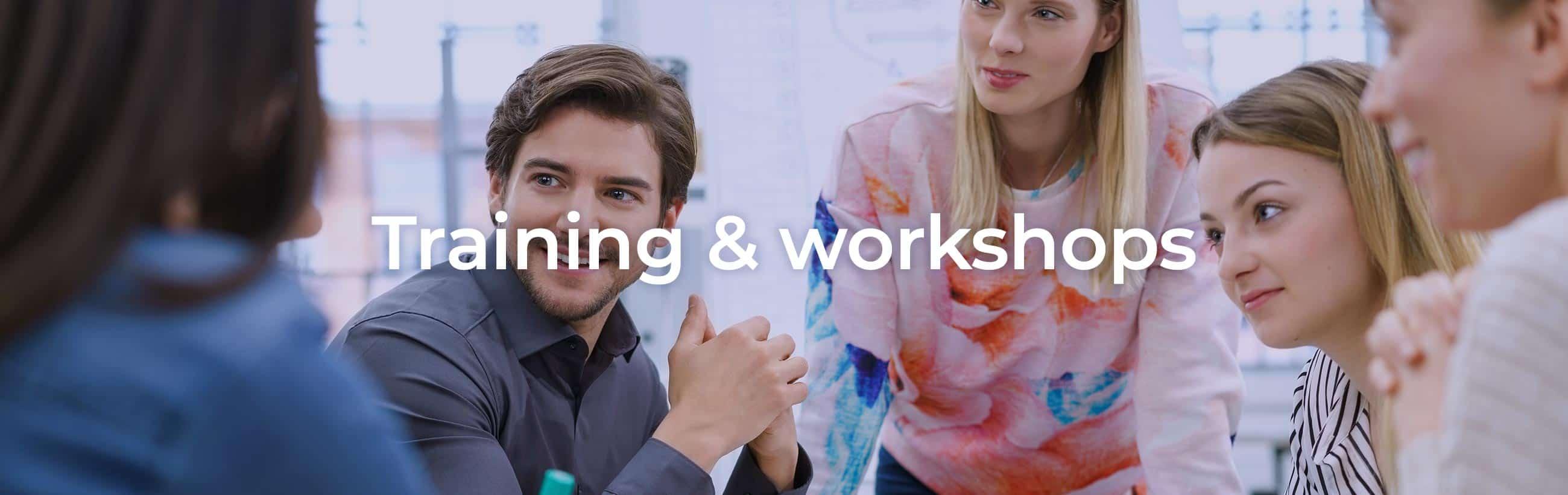 Training & workshops b2c - Blueberry Hill