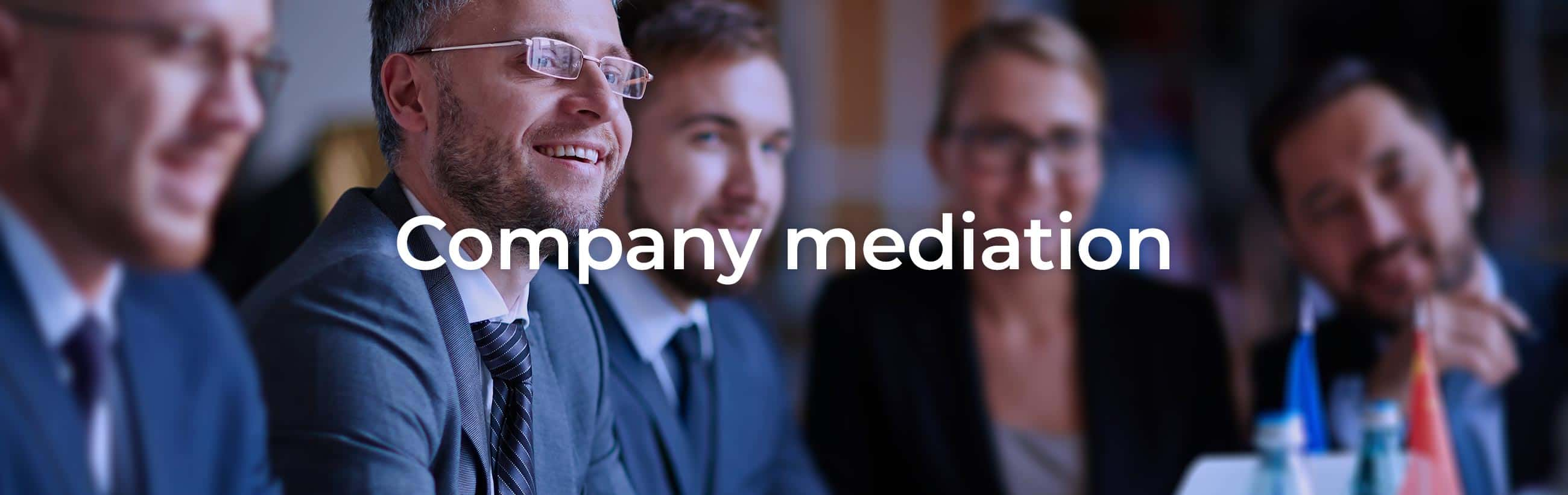 Blueberry Hill - Company mediation