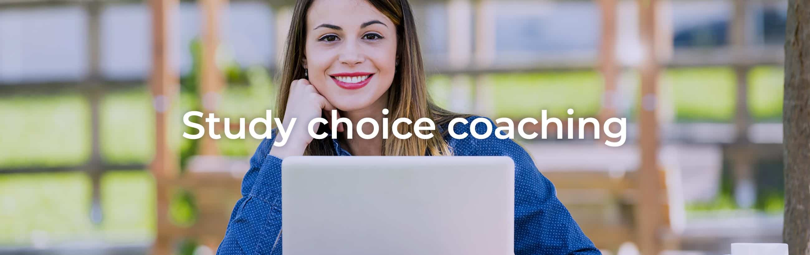 Blueberry Hill - Study choice coaching